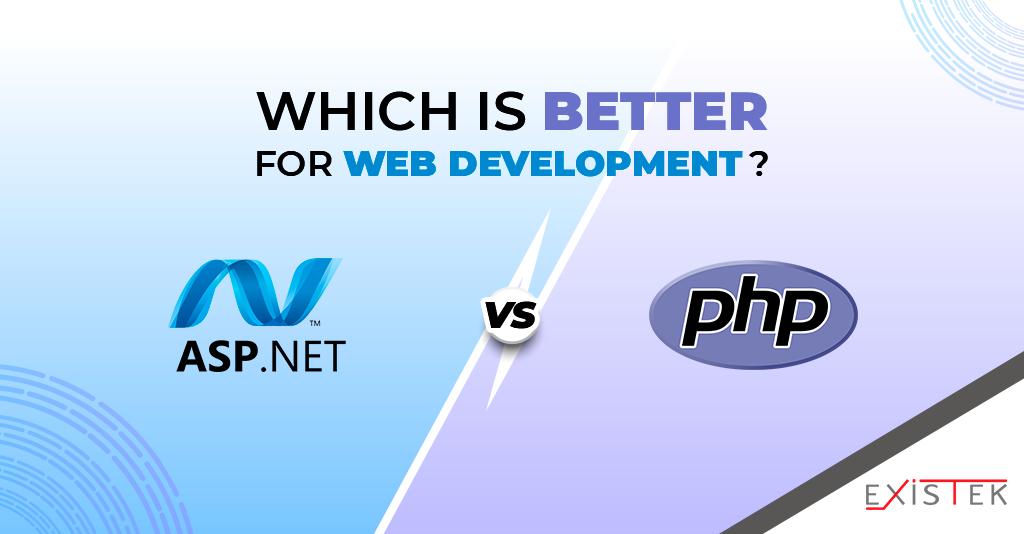 درطراحی سایت، PHP سریعتر از ASP.NET! افسانه یا واقعیت؟