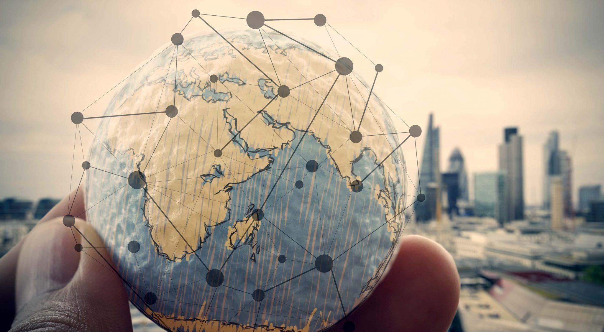 تفاوت طراحی وبسایت محلی و جهانی