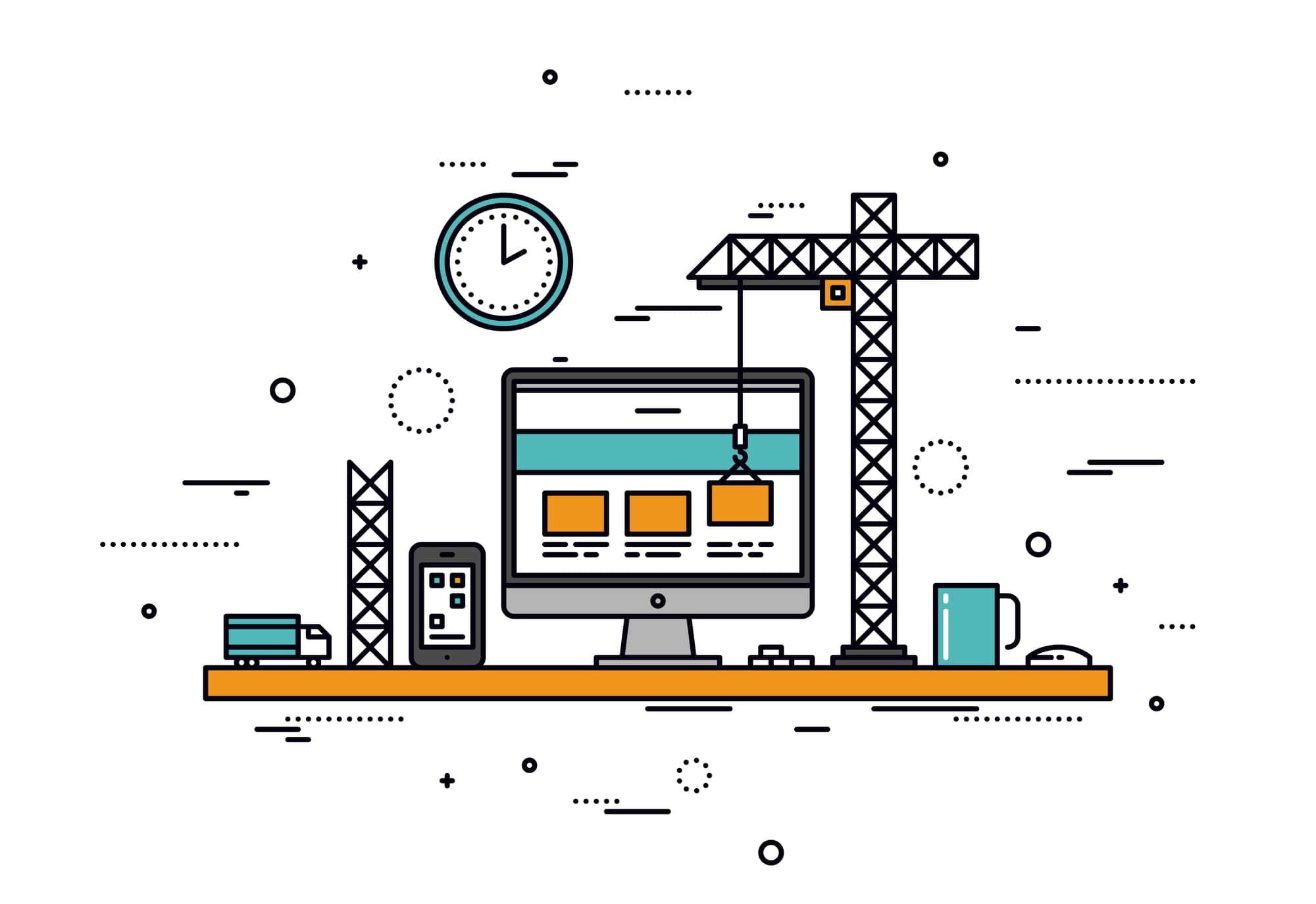 هدف از ساخت وب سایت چیست